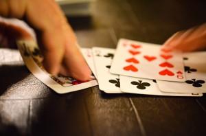 bluffer au jeu de poker
