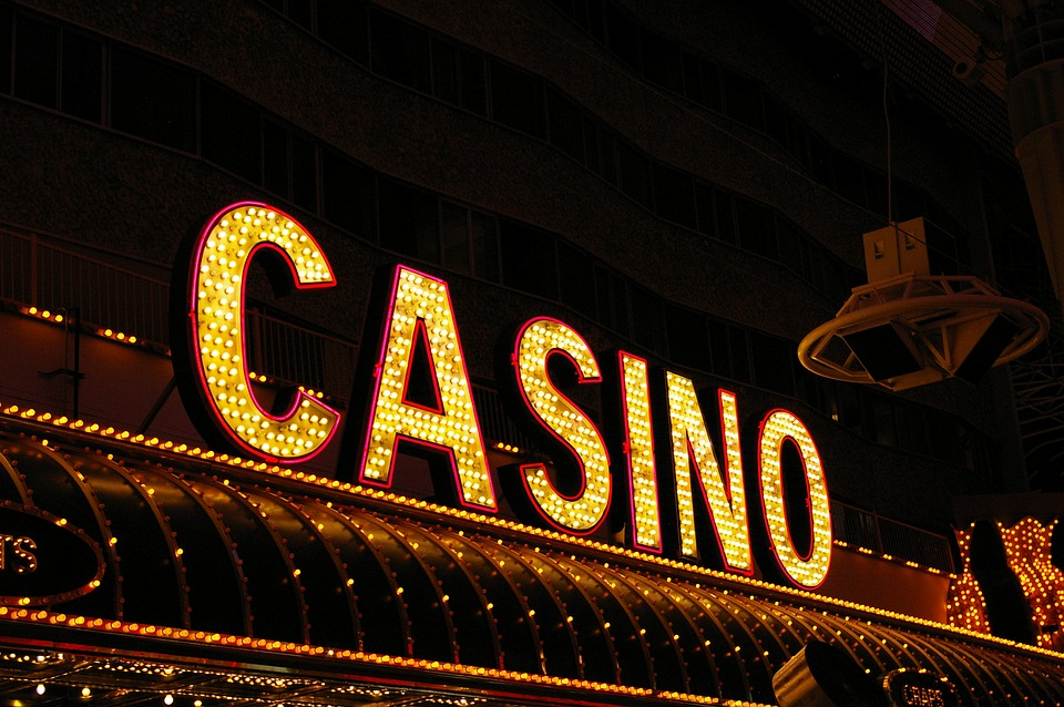 casino poker machines