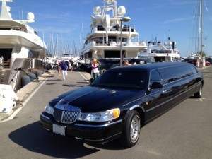 Limousine avec chauffeur à Monaco et Monte-Carlo